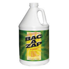 Picture of Bac-Azap Odor Eliminator (4 x 1-gal. bottle)