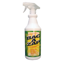 Picture of Bac-Azap Odor Eliminator (1-qt. bottle)