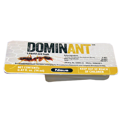 Picture of DominAnt Ant Bait Station (10 x 32 count)