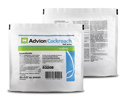 Picture of Advion Cockroach Bait Arena (4 x 60 x 0.07-oz. arenas)