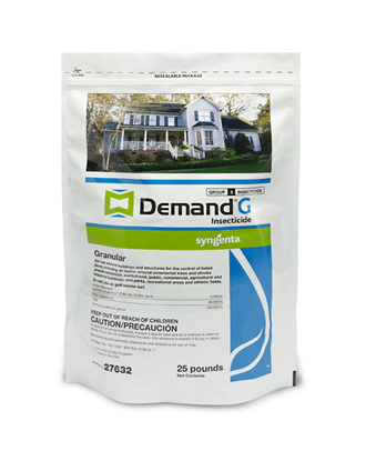 Picture of Demand G  Insecticide (25-lb. bag)