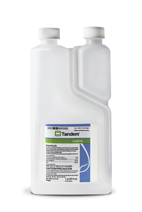 Picture of Tandem Insecticide (8 x 1-qt. bottle)