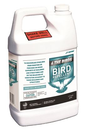 Picture of 4 the Birds Bird Repellent Liquid (4 x 1-gal. bottles)