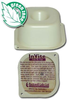 Picture of InVite Fruit Fly Trap (12 count)
