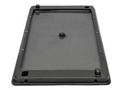 Picture of Catchmaster 48R Glue Tray with Hercules Putty - Black/Cherry (24 x 2 count)