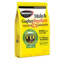 Picture of Mole & Gopher Repellent Granules (10-lb. bag)