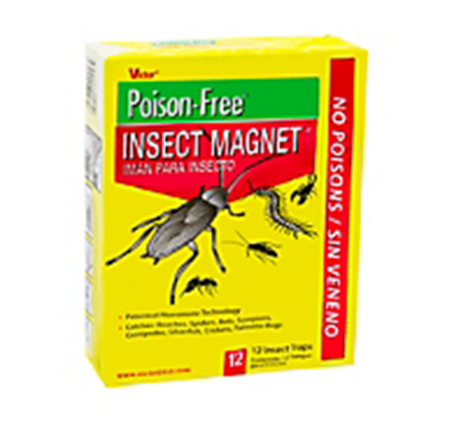 Picture of Silver Fish Insect Mag(12/Cs