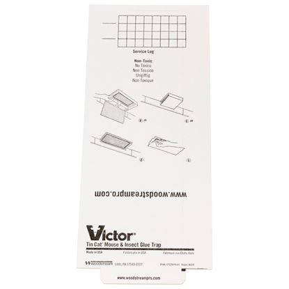 Picture of Victor M309 Tin Cat Glue Board (72 count)