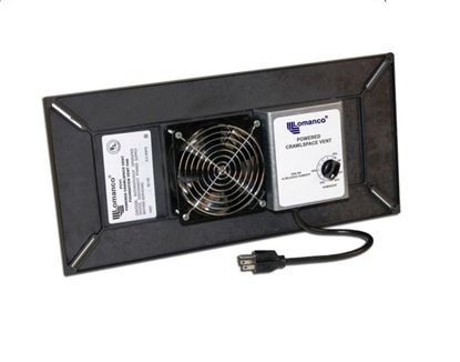 Picture of Lomanco PCV-1 Powered Crawlspace Vent