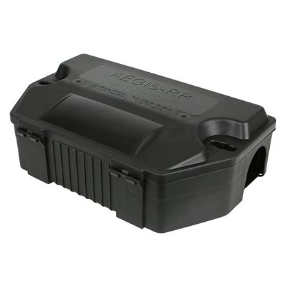 Picture of Aegis RP Bait Station - Black (6 count)