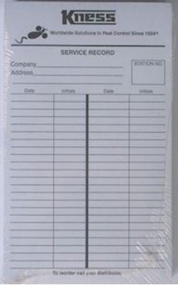 Picture of Ketch-All Service Label (100 count)