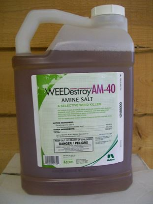 Picture of Amine 2-4-D,Class 40A 2.5 Gal