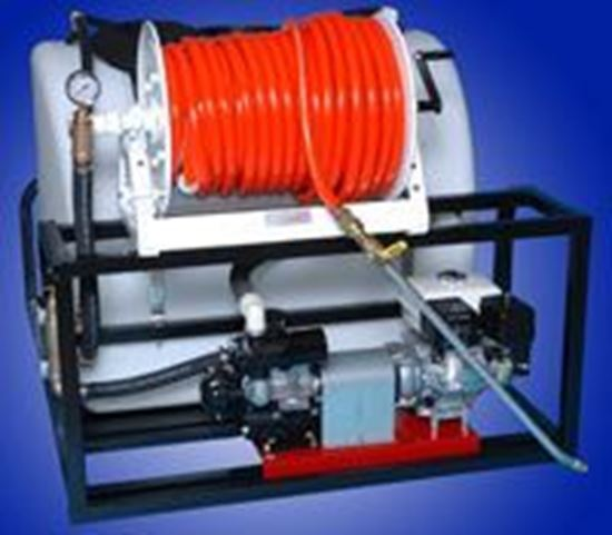 Picture of Gas Rig  with Diaphragm Pump - Pretreat (200-gal.)