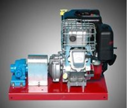 Picture of Hypro 6500C-R Roller Pump with Briggs and Stratton Intek Pro Engine