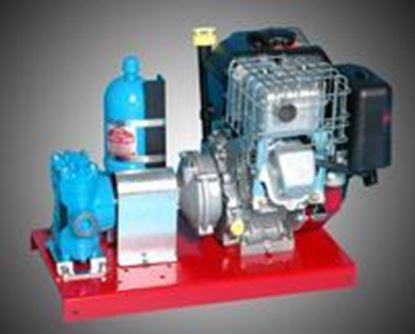 Picture of Hypro 5210 Twin Piston Pump with Briggs & Stratton Intek Pro Engine