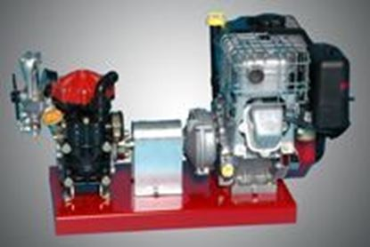 Picture of Hypro D30 Twin Diaphragm Pump with Briggs & Stratton Intek Pro Engine