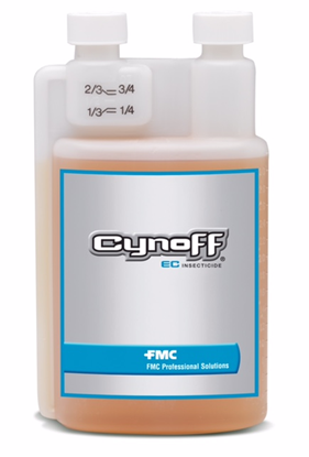 Picture of Cynoff EC Insecticide (1-qt. bottle)