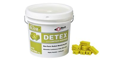 Picture of DETEX with Lumitrack (2 x 8.8-lb. pail)
