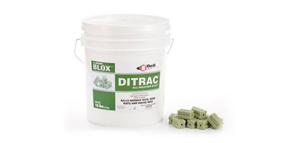 Picture of DITRAC All-Weather BLOX (18-lb. pail)