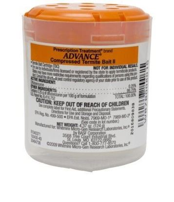 Picture of Advance Termite Bait Cartridge II (8 pack)