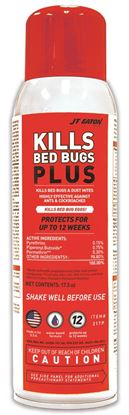 Kills Bedbugs Plus (6 x 17-oz. cans)
