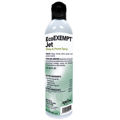 Picture of EcoEXEMPT Jet Wasp & Hornet Spray(12 x 14-oz. can)