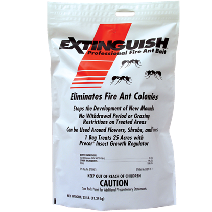 Picture of Extinguish PLUS Fire Ant Bait (25-lb. bag)