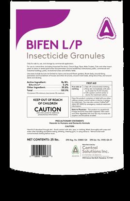 Picture of Bifen L/P Granules (25-lb. bag)