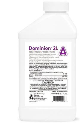 Picture of Dominion 2L (6 x 27.5-oz. bottle)