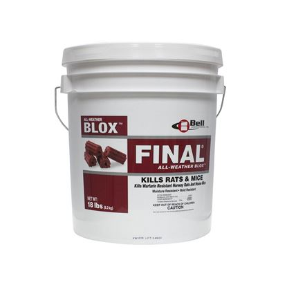 Picture of FINAL All-Weather BLOX (18-lb. pail)