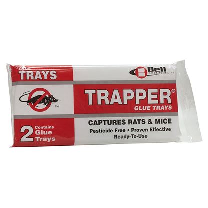 Picture of TRAPPER Glue Boards for Rats (24 x 2 count)