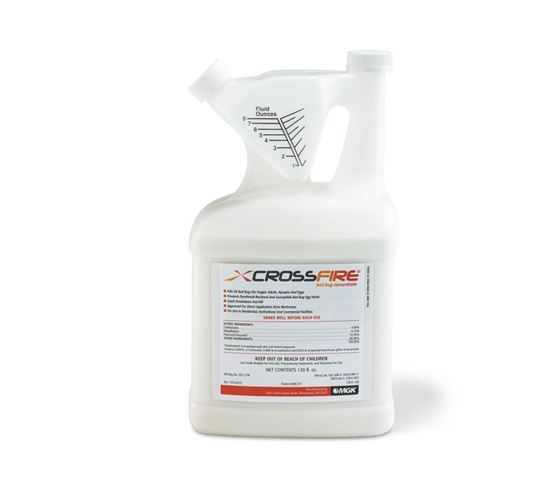 Picture of Crossfire Bed Bug Concentrate (1-gal. bottle)