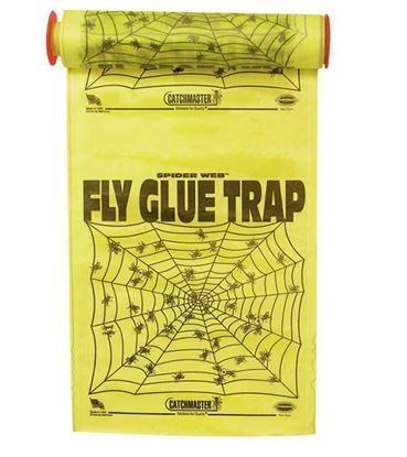 Picture of Catchmaster 930 SpiderWeb Fly Glue Trap (12 count)