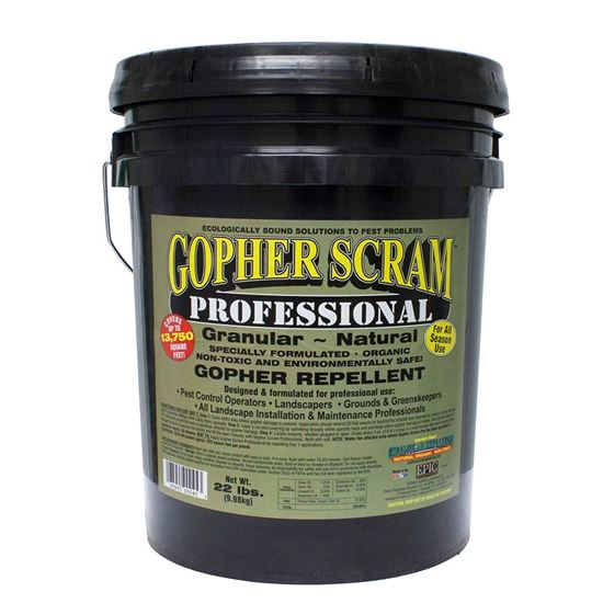 Picture of EPIC Gopher Scram (22-lb. pail)
