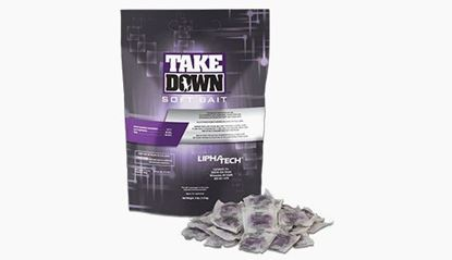 Picture of TakeDown Soft Bait (4 x 4-lb. bag)