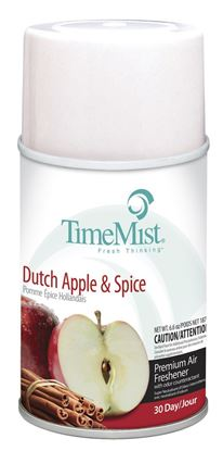 Picture of TimeMist Air Care - Dutch Apple and Spice (12 x 5.3-oz. can)
