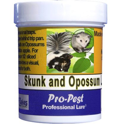 Picture of Pro-Pest Skunk and Possum Lure (4-oz. jar)