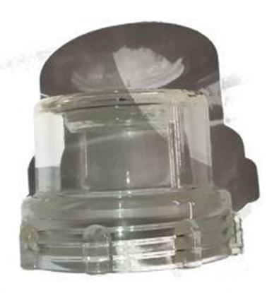 Picture of A&M Industries RVM44BC Nylon Cap (Clear)