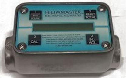 Picture of Flowmaster Flowmeter, 1-10Gpm