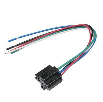 Picture of Del City Pre-Wired Relay Socket Harness