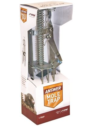 Picture of Answer Mechanical Mole Trap (6 count)