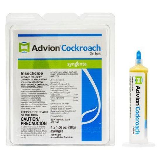 Picture of Advion Cockroach Gel Bait