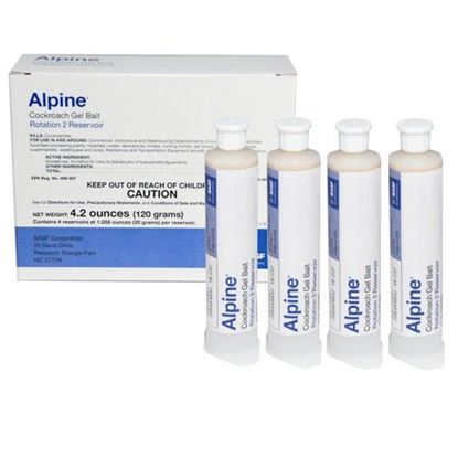 Picture of Alpine Cockroach Gel Bait Rotation 2 (4 x 30-gm. reservoirs)