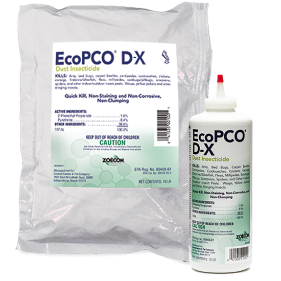 Picture of EcoPCO D-X Dust Insecticide