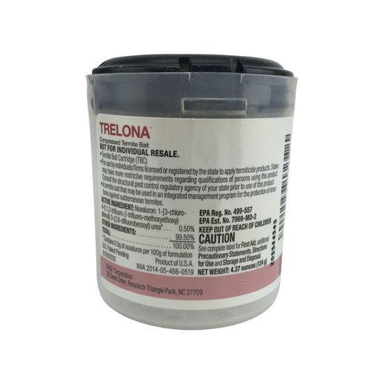 Oldham Chemical Company Trelona Compressed Bait