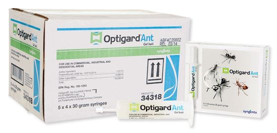 Picture of Optigard Ant Gel Bait Insecticide