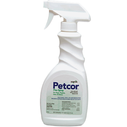 Picture of Petcor Flea Spray