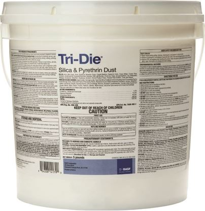 Picture of Tri-Die Silica + Pyrethrin Dust