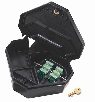 Picture of Gold Key Rat Depot Plastic Tamper-Resistant Bait Station