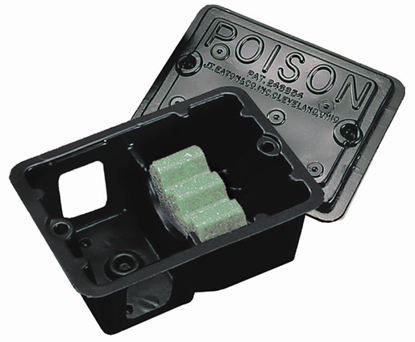 Picture of Mouse Size Plastic Bait Station